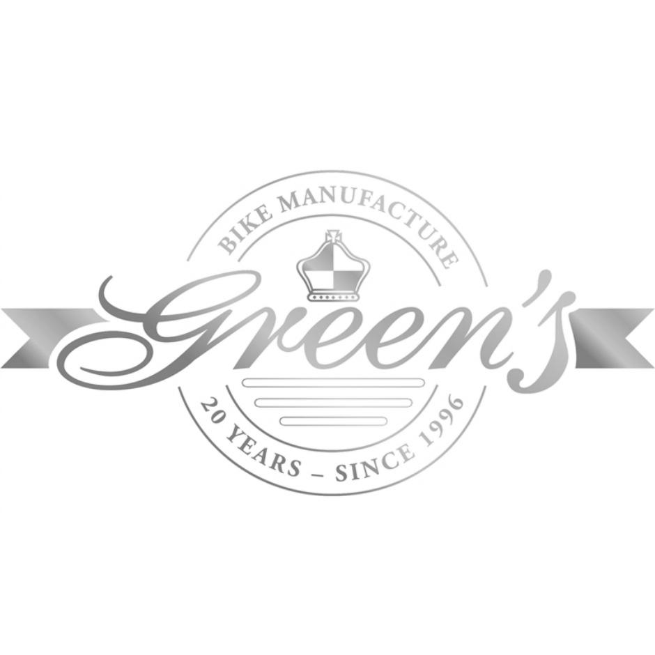 Green's Retro - 3-Gang - 2019
