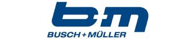 Busch&Müller Ixon Fyre Akku-Scheinwerfer (30Lux) mit Netzteil
