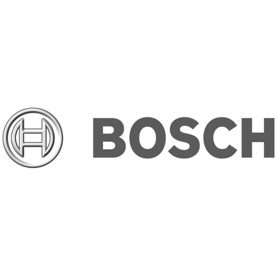 Bosch Abdeckung Bedieneinheit schwarz