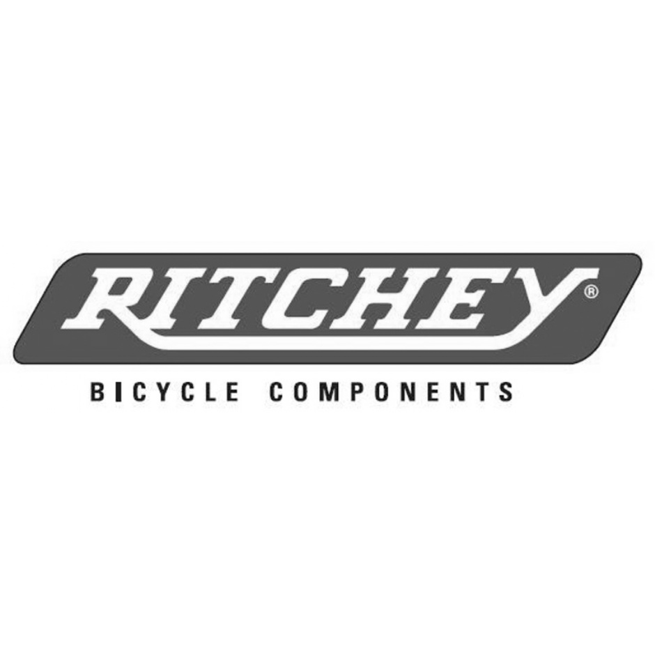 Ritchey Swiss Cross Disc V2 Frameset 2019 black/white Logo