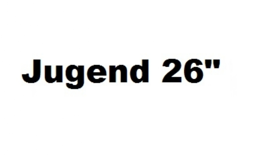 Jugendräder 26