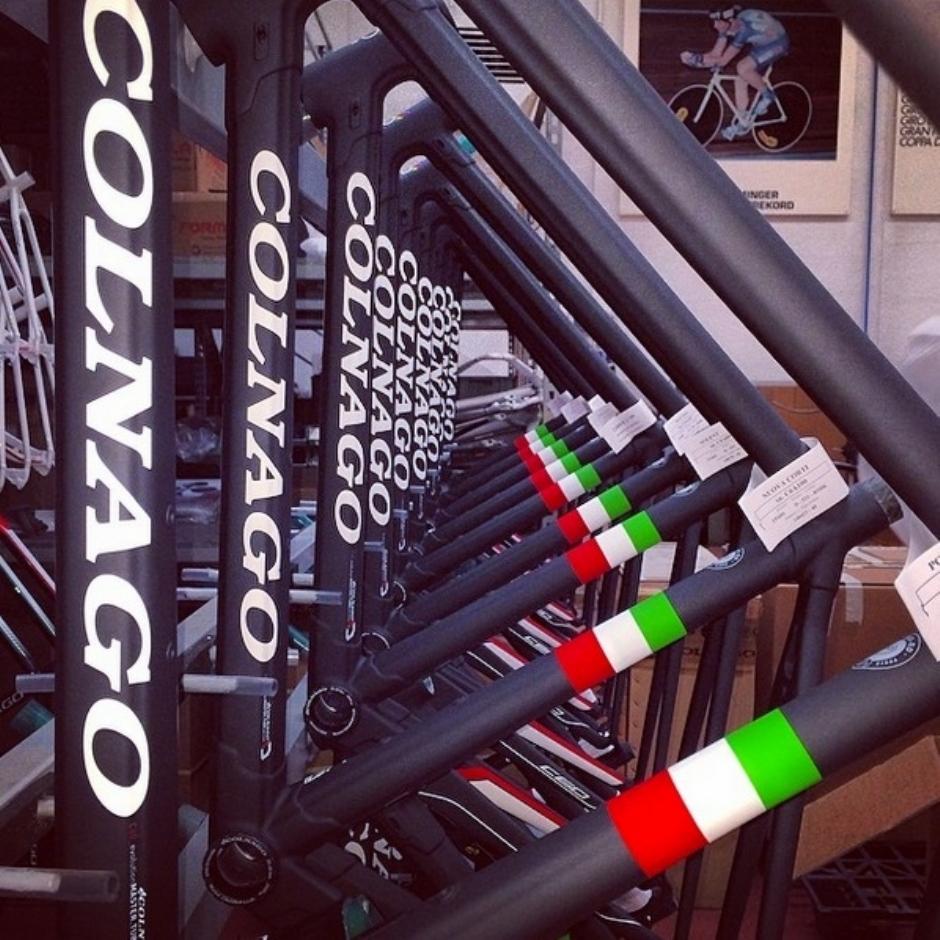 C60 Italia Rahmen