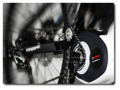 E-MTB -Sport -Trekking