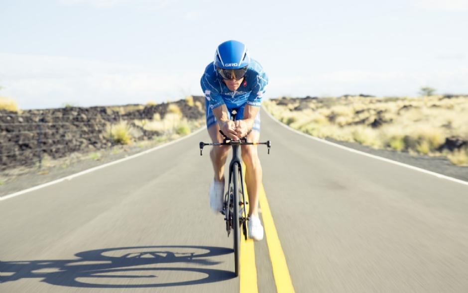 Zeit-Triathlonrad