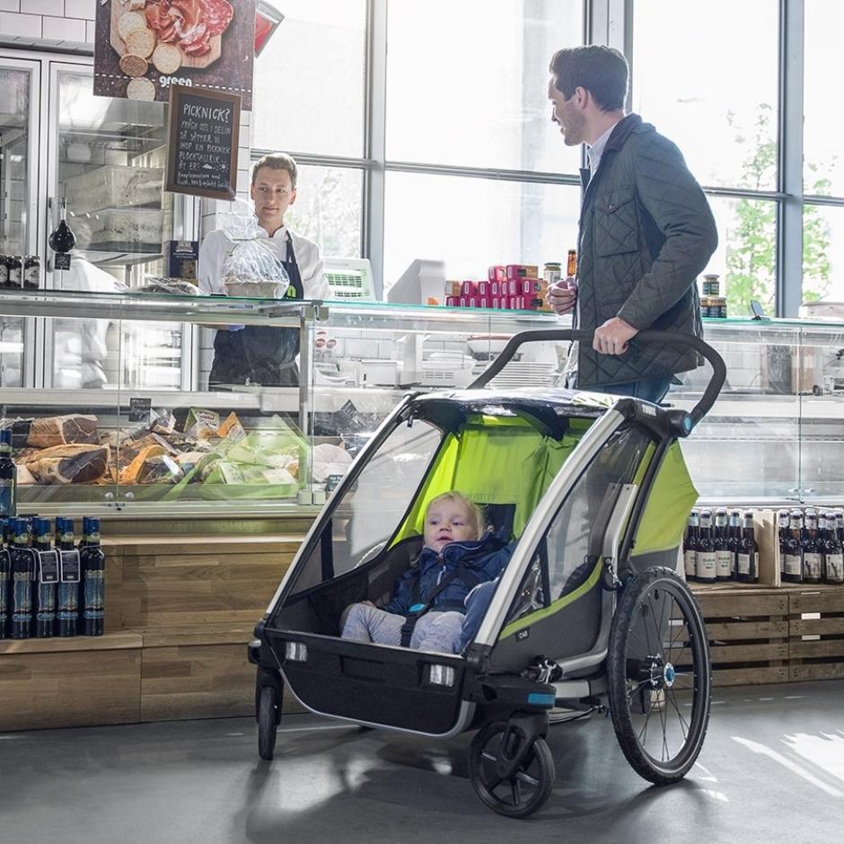 Kinder/Transport/Hunde Anhänger
