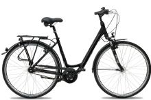 Citybikes gefedert