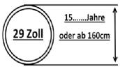 29 Zoll