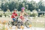 Fahrräder und Laufräder für Kinder