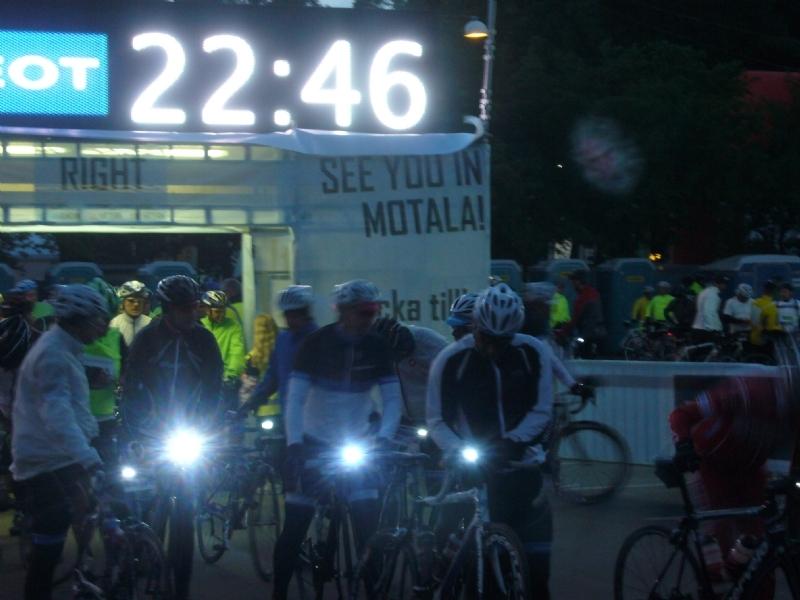 Vätternseerundfahrt 2013