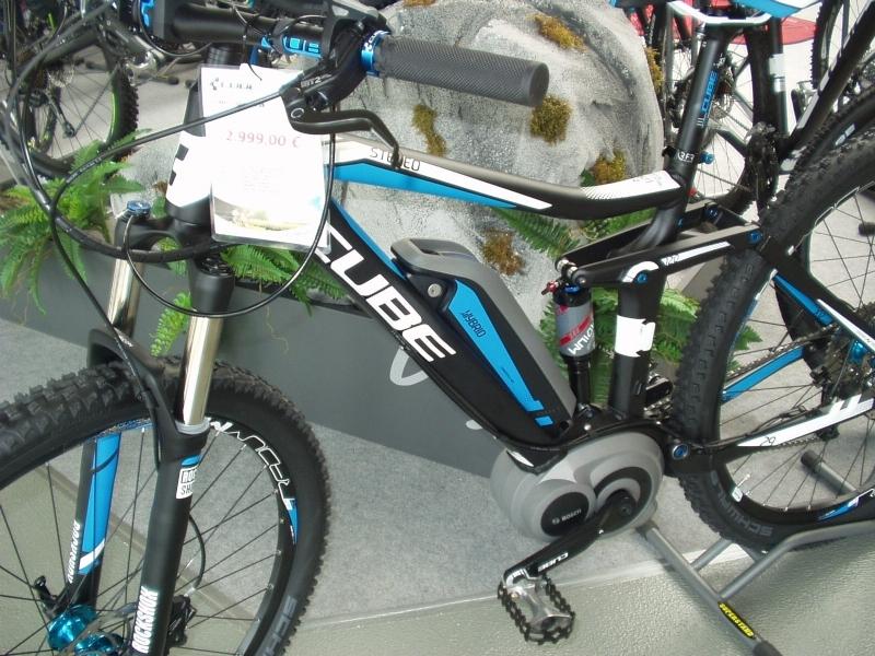 sportliche E Bikes