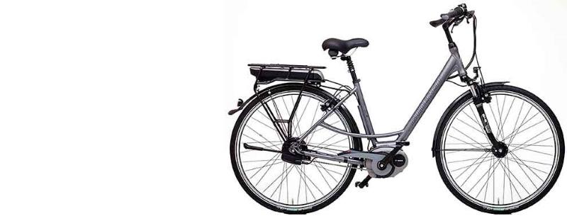 E Bikes bei CityCycles