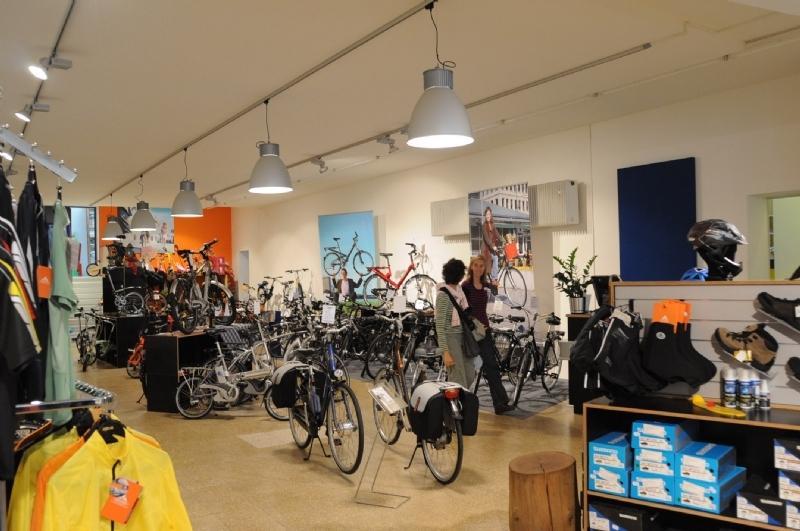 Die Welt des Fahrrads