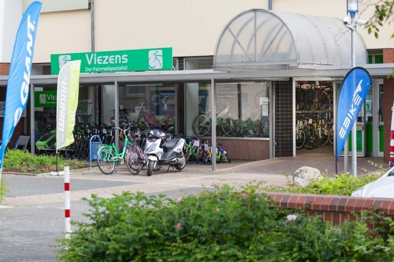 Der Fahrradspezialist Viezens