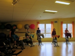 Breitensport-Training/ Spinning