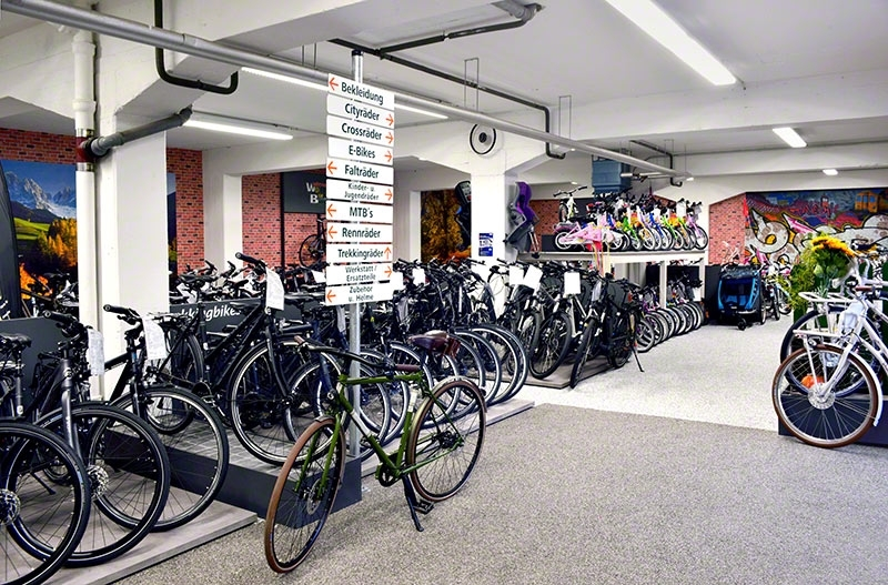 Fahrrad Böttgen in FFM-Bornheim