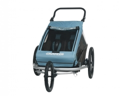 Croozer Kid Plus for 1 und Kid Plus for 2