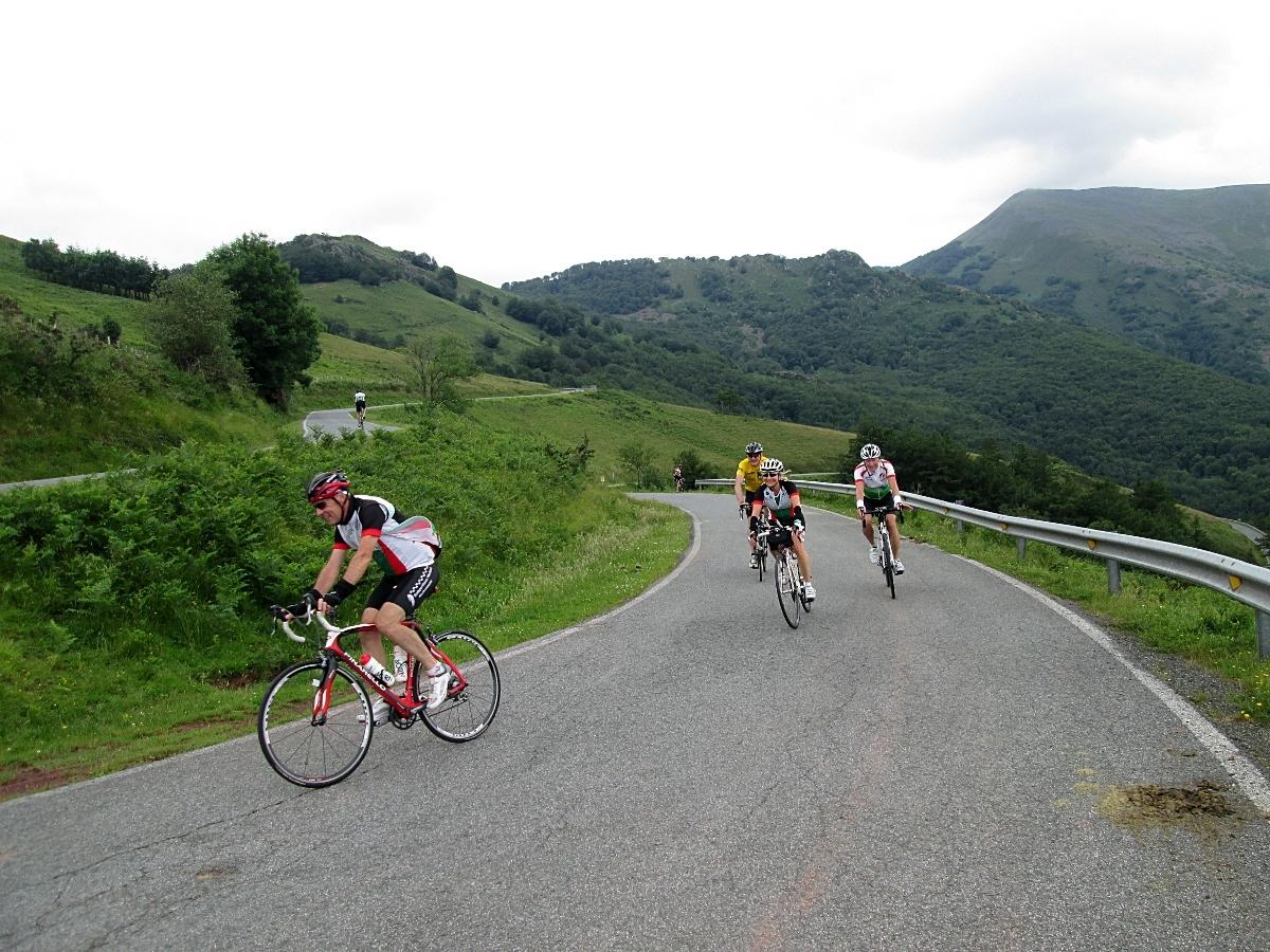 Pyrenäentour 2016