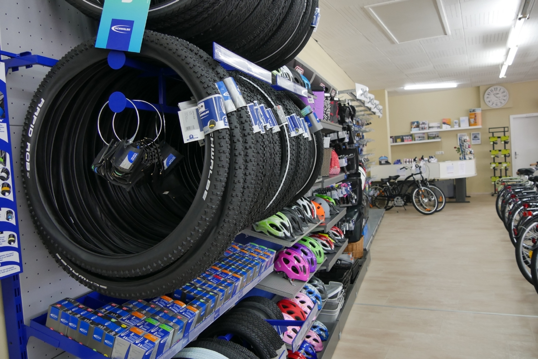 Erft Bike - Ladenlokal
