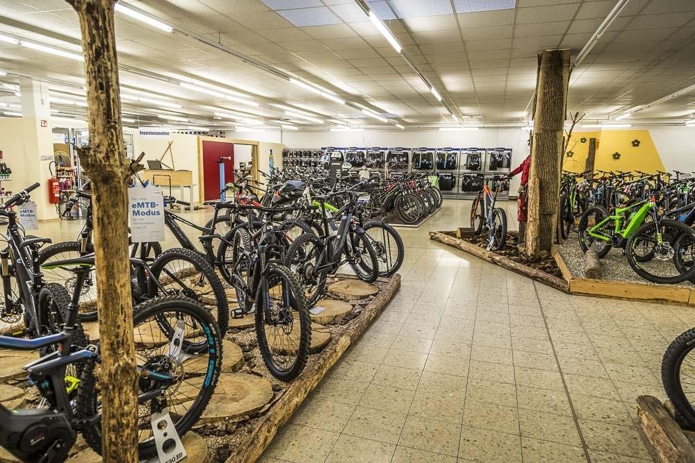 Unsere E-Bike Auswahl