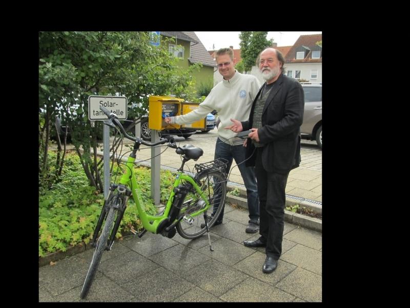1.Stadtrat gibt E-Bike zurück