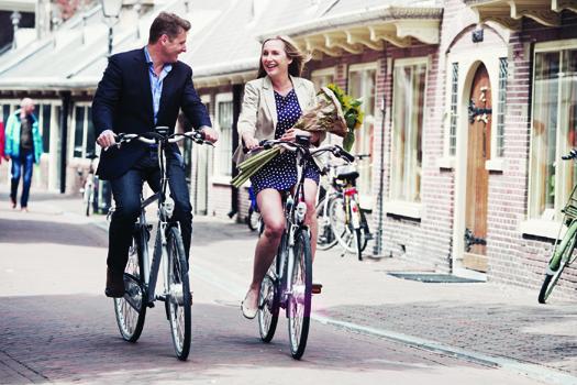 Dienstfahrräder werden steuerlich gleichgestellt