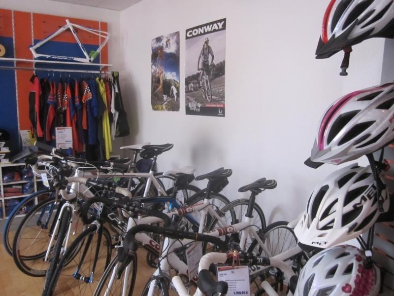 Bike&Fun Rad-Shop 2013