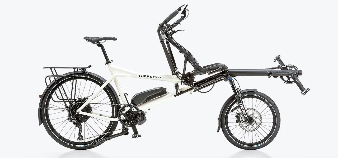 Tandem E-Bike PINO STEPS mieten
