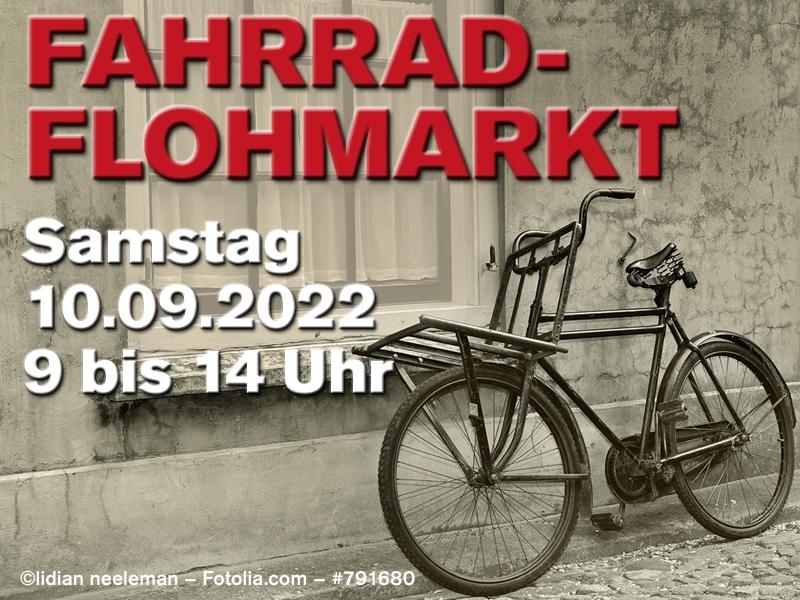 Fahrrad-Flohmarkt