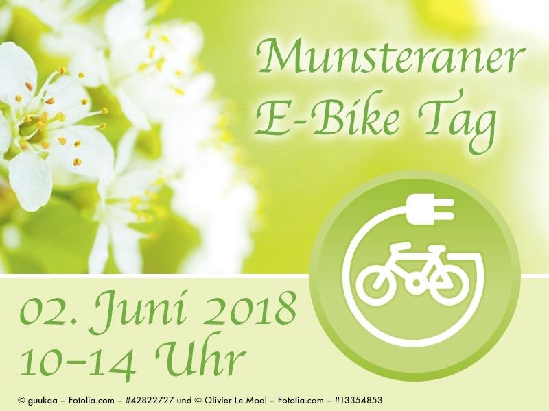 Munsteraner E-Bike Tag