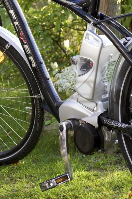 Die Reichweite bei E-Bikes