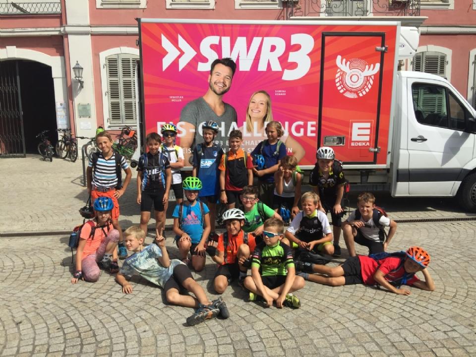 Spiel, Spaß und Bewegung - Ferienbetreuung 2018