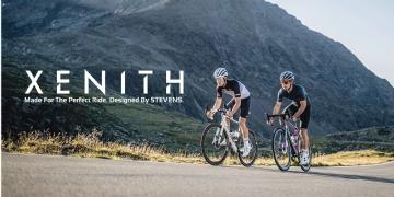 Stevens XENITH - Höchster Langstrecken-Komfort