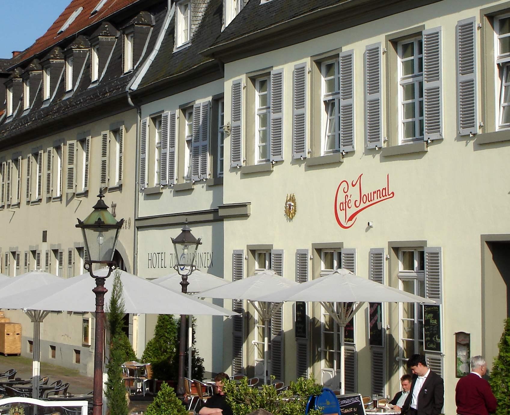 Hotel zum Erbprinzen Schwetzingen
