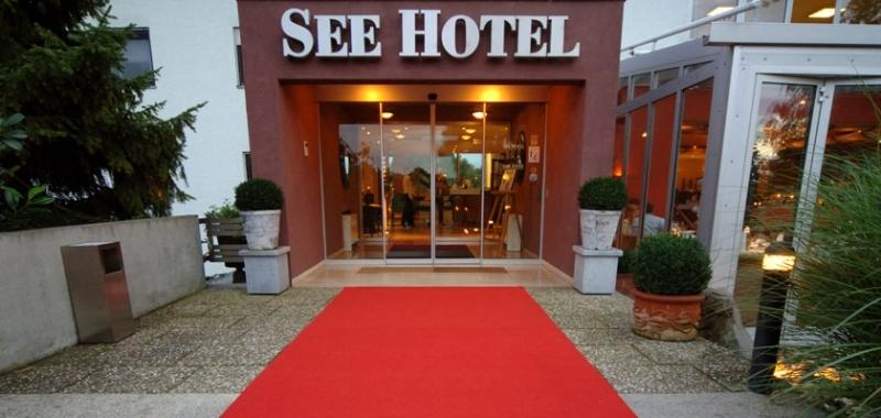 See Hotel - Restaurant die Ente - Ketsch