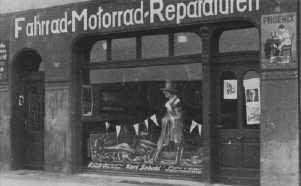 90 Jahre Zweirad - Sebold