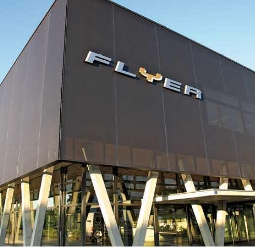 Besuchen Sie die Marke FLYER