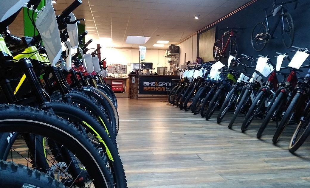 E-Bike Pedelec Center Seeheim-Jugenheim