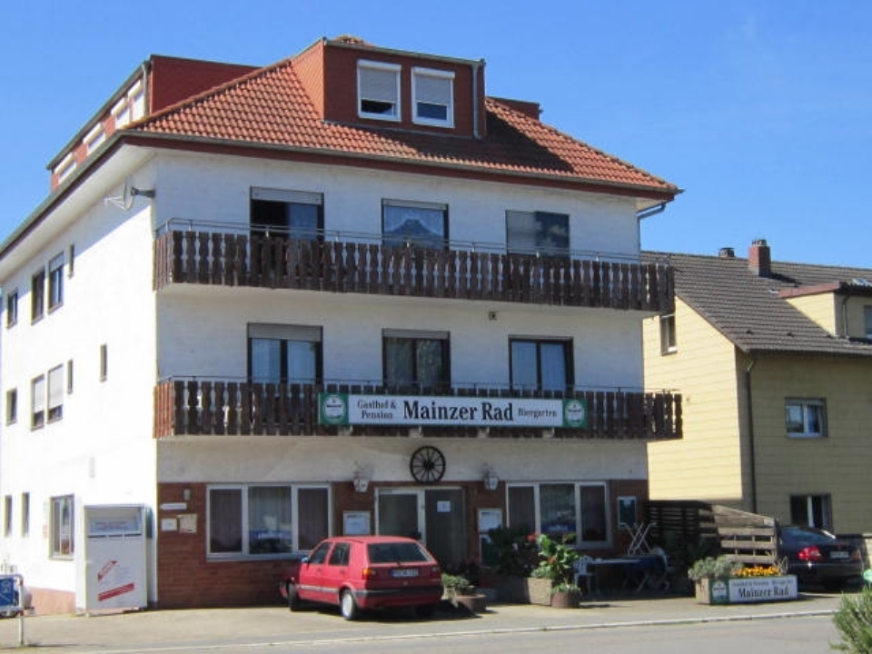 Hotel Mainzer Rad