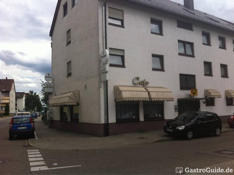 Hotel Berlin in Schwetzingen