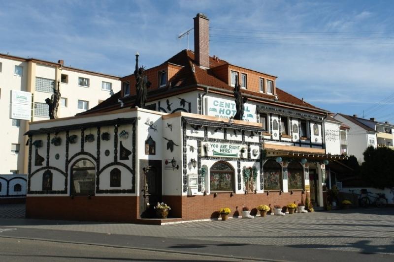 Central Hotel Schwetzingen