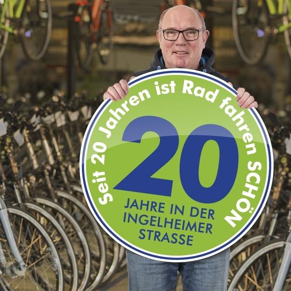 Rad fahren ist SCHÖN!