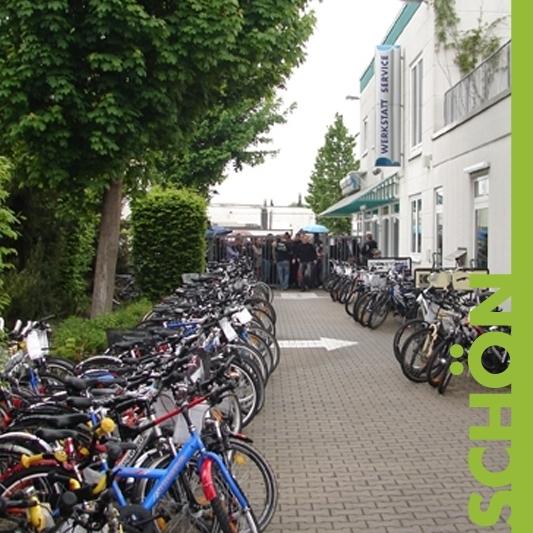 Fahrradflohmarkt - Verkauf von Privat an Privat