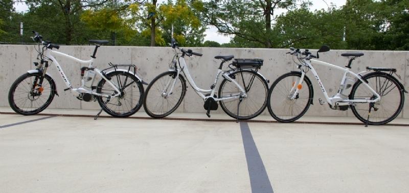 Geld sparen mit dem E-Bike als Geschäftsrad