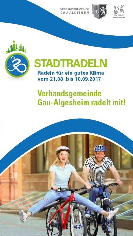 Stadtradeln in Gau-Algesheim – Wir sind dabei!