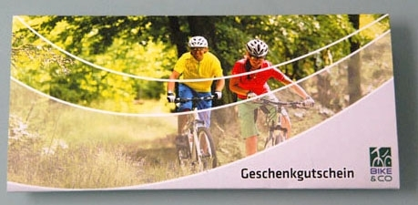 bike-bar Gutscheine