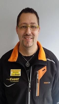Werkstattleiter/E-Bike Spezialist Ronny Endresen