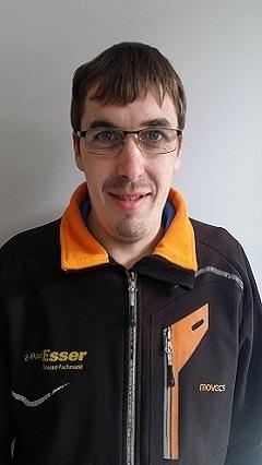 Fahrrad Service Mechaniker Tobias Gottschall