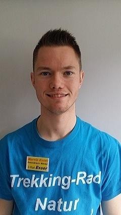 Geschäftsführer, Zweiradmechaniker-Meister und Technischer Fachwirt Marvin Esser