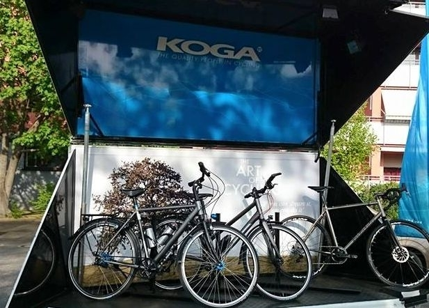 KOGA Roadshow