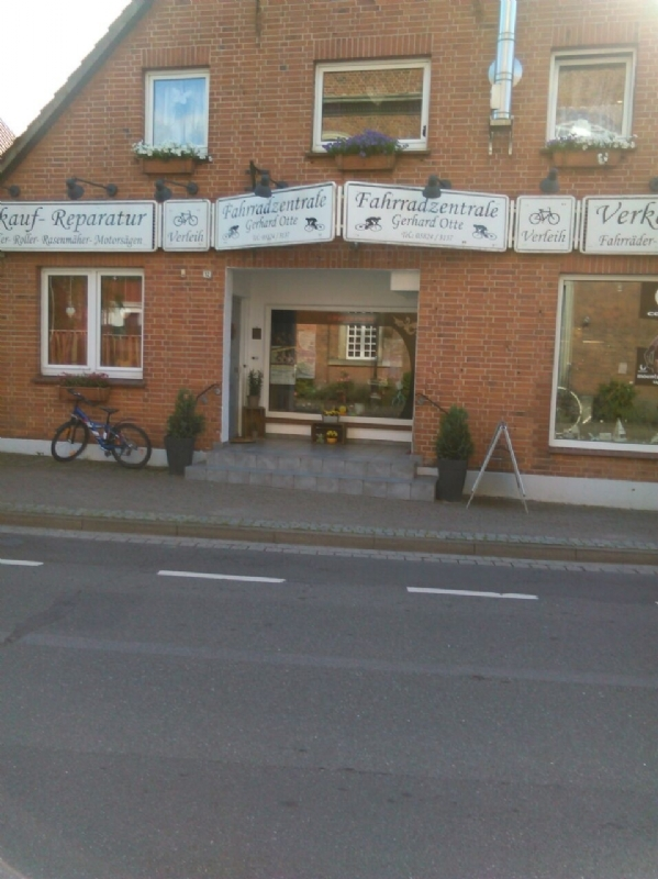 Fahrradzentrale Otte